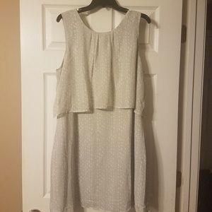Dresses & Skirts - Brand new with tag grey white dress